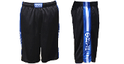 PBS Black Gym Shorts