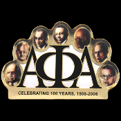 APA Founders Lapel Pin