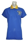 SGRho Blue Polo Shirt