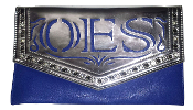 OES Leather Clutch Purse