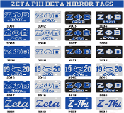 ZPB License Plates