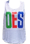 OES Sequins Tank Top