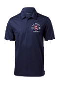 SCSU Navy Dri-Fit Polo