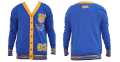 Albany State Female Lightweight Cardigan
