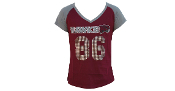 Maryland Eastern Shores T-Shirt with Rhinestones