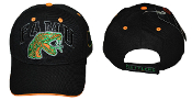 FAMU Black Baseball Hat
