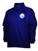 ZPB Royal Half Zip Pullover Jacket