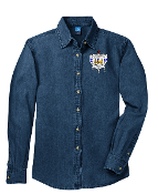 SGRho LS Denim Shirt