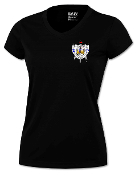 SGRho Black Dri-Fit Tee