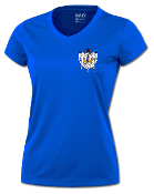 SGRho Royal Dri-Fit Tee