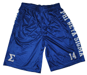 PBS Royal Gym Shorts