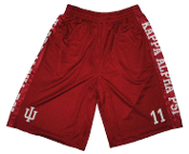 KAP Red Gym Shorts