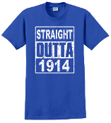 PBS Straight Outta Tee