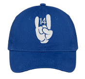 PBS Line Number Hat
