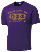 OPP Property of Fitness Tee