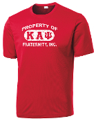 KAP Property Of Fitness Tee