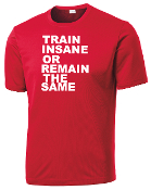 KAP Train Insane Fitness Tee
