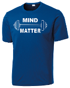 PBS Mind over Matter Fitness Tee