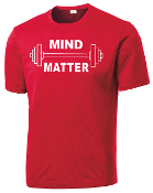 KAP Mind over Matter Fitness Tee
