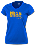 SGRho Muscles Fitness Tee