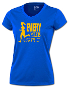 SGRho Every Mile Fitness Tee