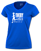 ZPB Every Mile Dri-Fit Tee