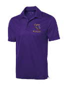 OPP Cigar Bruhs Purple Dri-Fit Polo