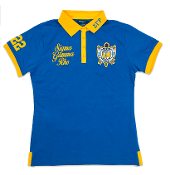 SGRho Royal/Gold Polo