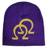 OPP Purple Double Hits Beanie