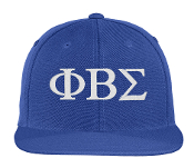 PBS Royal Snap Back Baseball Hat
