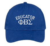 PBS Educator Hat