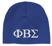 PBS Royal Beanie