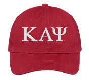 KAP Red Baseball Hat