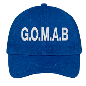 PBS GOMAB Baseball Hat