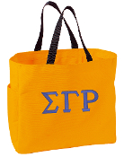 SGRho Gold Essential Tote Bag