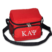 KAP Red Lunch Bag