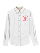 DST White Long Sleeve Button Down Shirt