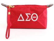 DST Red Cosmetic Bag