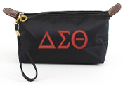 DST Black Cosmetic Bag