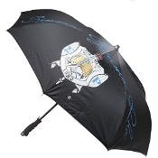 SGRho Black Inverted Umbrella