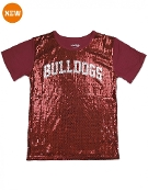 Alabama A&M Sequin Tee