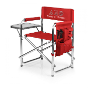 DST Red Customized Sports Tailgating Chair