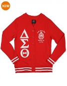 DST Red Lightweight Sweater